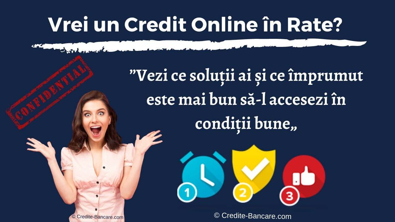 Credit Online in Rate azi
