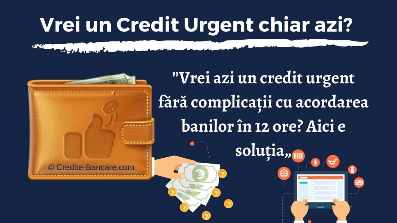 Credit Urgent Azi